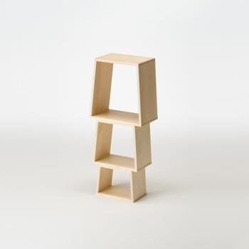 Nest stool – Douki Tsukada