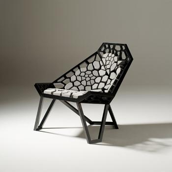 Voronoi Chair – Bernhard Franken